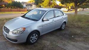 2006 Hyundai Accent Sedan Belmont Belmont Area Preview