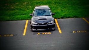 Subaru impreza WRX 2011 2.5l turbo 340hp limited edition