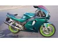 Zx6r f1 spares or repairs