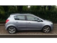 Vauxhaĺl Corsa d 1.4 SXI , 56 plate in silver, 87,000 miles,10 months MOT, some rust on bonnet