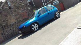 Vauxhall corsa b 1.0 12v 16 sport conversion SWAPS
