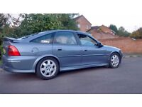 2002 Vauxhall Vectra 2.2 SRI only 94 000 miles