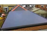 Add Value for you property , Fibre glass flat roof, 25 years guarantee