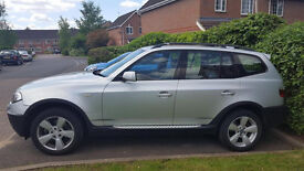 2004 BMW X3 SUV E83 3.0 i SPORT 5DR AUTO, ONLY 91K GUARENTEED MILAGE, 11 MONTHS MOT, LADY OWNER
