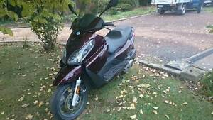 2008 Piaggio scooter, Rego, Cheap, 250, Lams Riverside West Tamar Preview