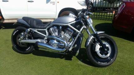 2009 Harley Davidson VRSC V-rod custom Welshpool Canning Area Preview