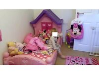 little tikes princess chunky house cottage bed