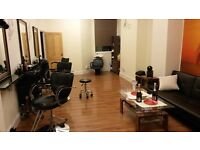 HAIR & BEAUTY SALON FOR SALE SALFORD close to Media City