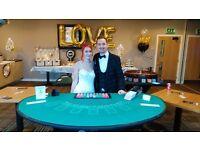 A Fun Casino Night Blackjack Roulette Hire Entertainment