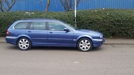 jaguar 2.0 diesel estate beautiful car full service history 2 owners 2 keys unmarked leather superb