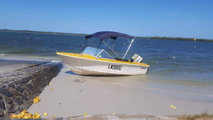 16ft easy rider boat & 70hp evinrude engine Mudgeeraba Gold Coast South Preview