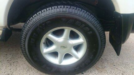 31 inch all terrains on 15 inch wheels  Grafton Clarence Valley Preview