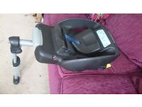 Maxi-cosi Easyfix car seat base (for Cabriofix)