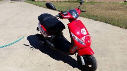 Piaggio scooter Avoca Bundaberg City Preview