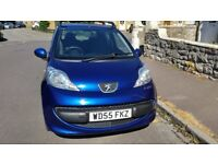 peugeot 107 urban 1.0 12v only 37k! new mot, £20 tax a year