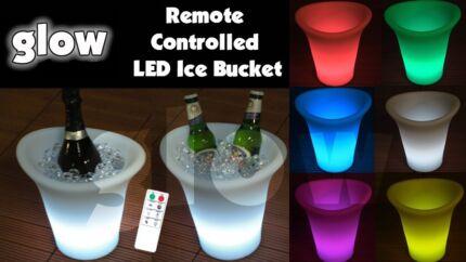 LED Ice Buckets