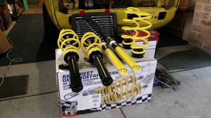FK AK Coilovers MK6 Volkswagen VW Golf/Jetta/GTI Ryde Ryde Area Preview