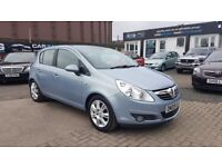 *CLEAN CONDITION* VAUXHALL CORSA DESIGN 16V TWINPORT 1.4 (2009) - 5 DOOR - F.S.H - HPI CLEAR!