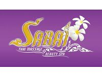 SABAI THAI MASSAGE & BEAUTY SPA
