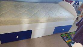 Boys single bed
