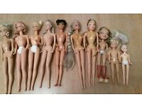 Doll bundle collect from Romford