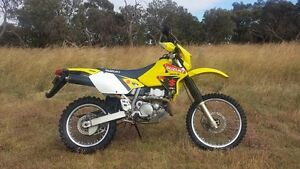 2002 Suzuki DRZ400e adventure enduring motorbike Tapping Wanneroo Area Preview