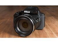 Nikon P900 swap Canon DSLR