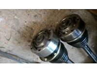 Vw type 2 25 3 4 bay window aircooled engine automatic gearbox, drive shafts, flex plate etc