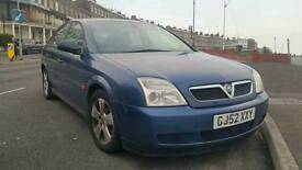 Vauxhall vectra 1.8 spares or repairs