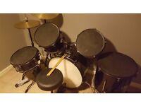 Starter Full Size Drum Kit