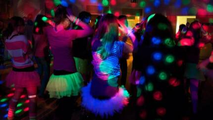 Disco Dance Party for Kids Parties