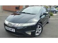 Honda civic 1.8 petrol 2006 fresh m.o.t