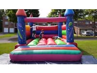 Bouncy Castle and accessories 15×12