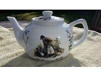 China Teapot - Paul Cardew - Collector's item