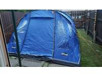 Vango tent and sleeping bag