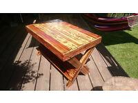 Handmade Garden Coffee Table