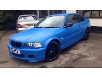 BMW E46 Coupe/Convertible Pre Facelift Xenon Headlights With Angel Eyes
