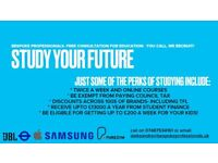 call 07487*534*161 if you are interested in studying!