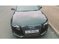 AUDI A4 S LINE AVANT 59 PLATE LEATHER INTERIOR VGC