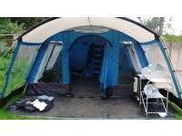 6 Berth Tent KAMPA CROYDE6 Good Condition