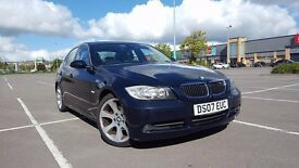2007 BMW 325i Petrol (214 BHP),SAT Nav,Leather Interior,Swap or Sale