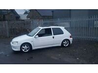 Peugeot 106 quicksilver