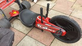turbo 3 wheel go cart good condition only £20.00