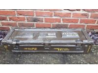 Army C372 MK3 SV544A Metal Ammo Box Crate - VGC
