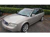 2000 Audi A6 2.5TDi V6 Quattro.. cheap car (gti vxr vr6 type r turbo wrx Audi)