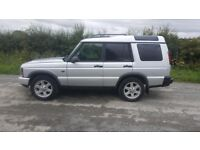 2003 TD5 DISCOVERY FACELIFT MODEL LONG MOT £1395 NO OFFERS