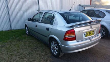 2005 holden astra Inverell Inverell Area Preview