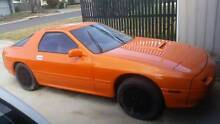 1988 Mazda RX7 City North Canberra Preview