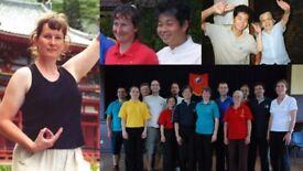 Dayan Qigong Classes with Sifu Jessica Tse - Movement & Meditation for Health & Vitality (Chi Kung)