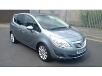 VAUXHALL MERIVA 1.4 T 140 SE 2103 (62)**REDUCED FOR BANK HOLIDAY** 27,566 MILES - 3 YEARS WARRANTY!